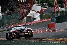 Blancpain GT Series - Stippler holt die Spa-Pole für WRT