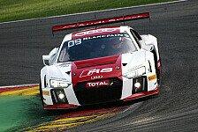 Blancpain GT Serien - Mies erreicht im Team Rang drei bei 24h von Spa