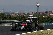 Formel 1 - Honda bringt Motor-Upgrade