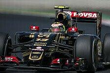 Formel 1 - Lotus: Missverständnis oder Geldmangel?