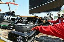 Formel 1 - Neue Sicherheitskamera vor Bewährungsprobe