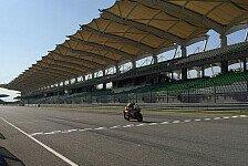 Superbike - Biaggi legt in Sepang mit Bestzeit los
