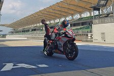Superbike - Biaggi trainiert für zweiten Wildcard-Einsatz
