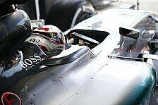 Formel 1 - Fahrer trainieren erste Spa-Starts