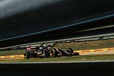 Formel 1 - Lotus: Zwei Fahrer, zwei Meinungen