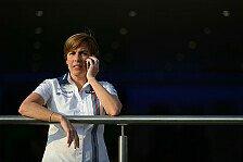 Formel 1 - Williams: F1 keine reine Männerwelt mehr