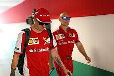 Formel 1 - F1-Woche im Rückblick: Ferien, Friede, Fernsehen