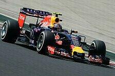 Formel 1 - Teamchefs sehen 21 Rennen 2016 kritisch