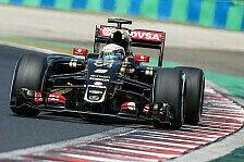 Formel 1 - Grosjean deutlich: Rennpace absolut schlecht