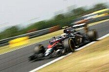 Formel 1 - Honda: In Spa auf Ferrari-Niveau