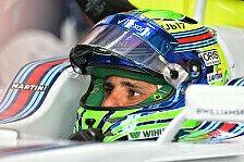 Formel 1 - Massa überrascht über Williams-Schlappe in Ungarn