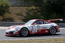 Supercup - Porsche-Junior Müller Schnellster im Qualifying