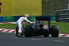 Formel 1 - Wer sein Auto liebt, der schiebt