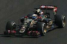 Formel 1 - F1-Woche im Rückblick: Pausenlose Aufregung