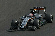 Formel 1 - Hülkenberg startet beim Race of Champions