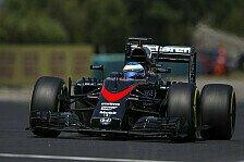 Formel 1 - McLaren nutzt Chaos für Traumergebnis