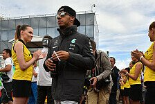 Formel 1 - Lewis Hamilton: Party mit Rihanna