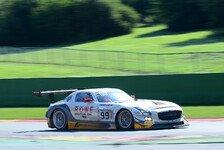 Blancpain GT Serien - Rowe Racing scheidet kurz vor Schluss aus