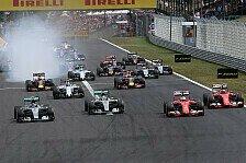 Formel 1 - F1-Woche im Rückblick: Von Cockpits und Regelchaos