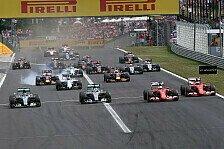 Formel 1 - Ungarn GP – Strecke: Einzigartiges Layout