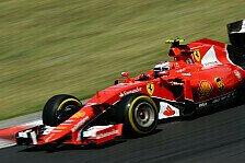 Formel 1 - Räikkönen: Defekt ohne Safety Car halb so wild