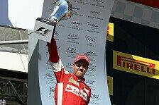 Formel 1 - Pokal-Wut: Vettel meckert, Ricciardo wirft hin
