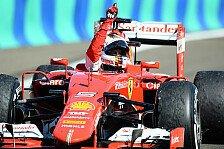 Formel 1 - So siegte Vettel in Ungarn