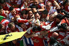 Formel 1 - Ungarn GP: Team für Team