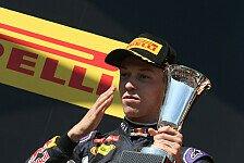 Formel 1 - Top 10: Jüngste Podestbesucher