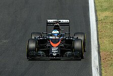 Formel 1 - Honda in Spa mit großem Update