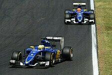 Formel 1 - Sauber Vorschau: Singapur GP