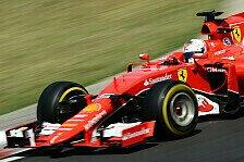 Formel 1 - Arrivabenes Achterbahnfahrt in Ungarn
