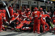 Formel 1 - Teams verlangen 2016 längere Sommerpause