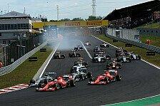 Formel 1 - Ungarn verlängert Vertrag mit der F1 bis 2026