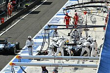Formel 1 - Ungarn GP: Die Boxenstopp-Analyse
