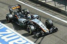 Formel 1 - Force India nach zwei Schäden in der Kritik
