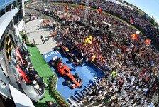Neues aus der Formel 1: Bergfest in Budapest