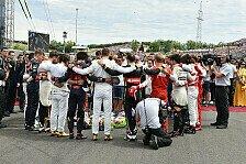 Formel 1 - Massa: Bianchi-Unfall schweißt Fahrer zusammen