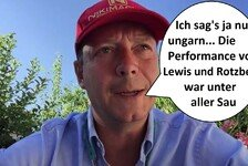 Formel 1 - Formel lustig: Ungarn Rückblick mit Niki Lauda