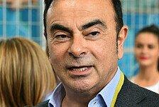 Carlos Ghosn: Inhaftierter Renault-Chef tritt zurück
