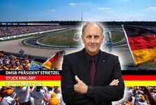Formel 1 - DMSB-Präsident Stuck: Nur der Profit zählt