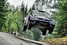 WRC - Vorschau Rallye Finnland