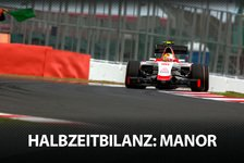 Formel 1 - Die F1-Halbzeitbilanz: Manor-Marussia