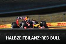 Formel 1 - Die F1-Halbzeitbilanz: Red Bull