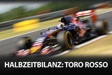 Formel 1 - Die F1-Halbzeitbilanz: Toro Rosso