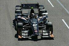 IndyCar - Fisher und Hartman verlassen CFH Racing