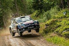 WRC - MSM-User glauben an den Deutschland-Fluch von VW