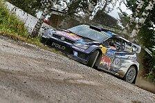 WRC - Latvala siegt und holt den Finnland-Hattrick