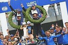 WRC - Rallye Deutschland: VW nimmt dritten Sieg-Anlauf