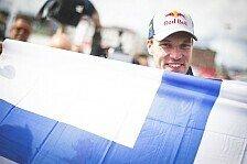 WRC - Finnischer Volksheld: Latvala gewinnt Heimspiel